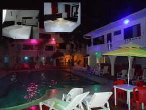 piscina balcones villa fernanda